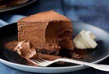Çikolatalı Mus Kek tarifi