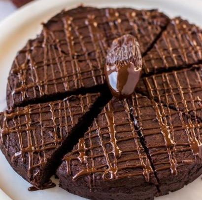 Hurmalı Şekersiz Browni tarifi