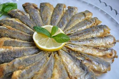 Tavada Balık tarifi