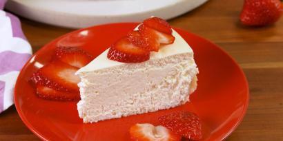 Unsuz Şekersiz Cheesecake tarifi