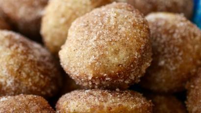 Donut Muffin tarifi