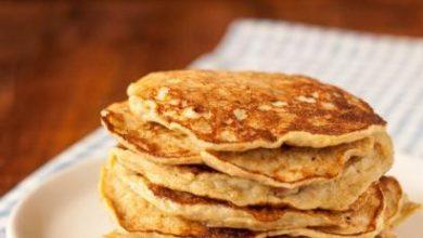 Unsuz Muzlu Pancake tarifi