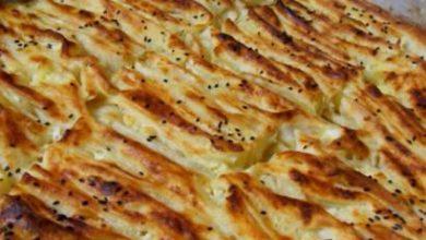Patatesli Perde Böreği tarifi